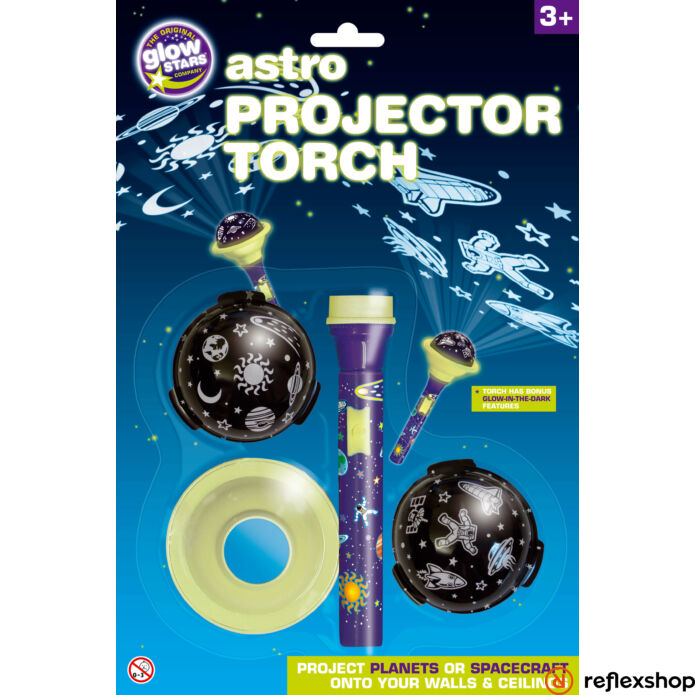 Brainstorm Astro Projektor fáklya