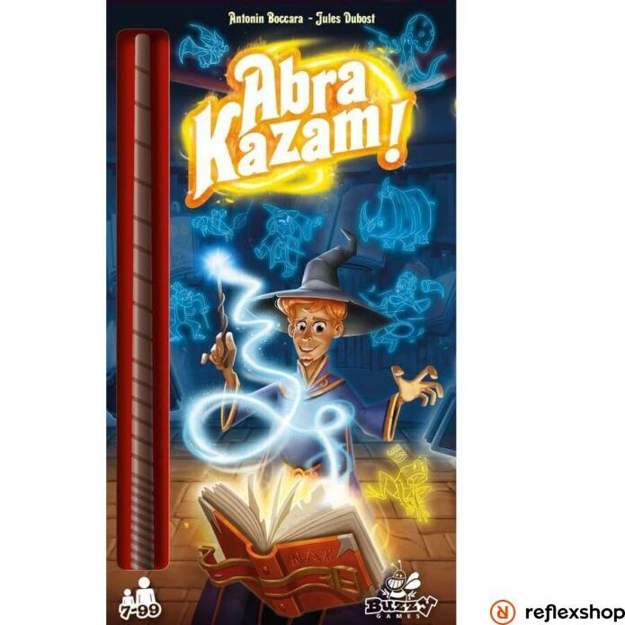 Abrakazam társasjáték, angol nyelvű