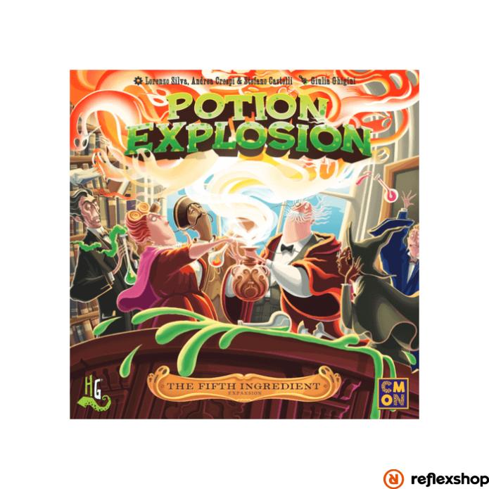 Potion Explosion: Fifth Ingredient kiegészítő, angol nyelvű