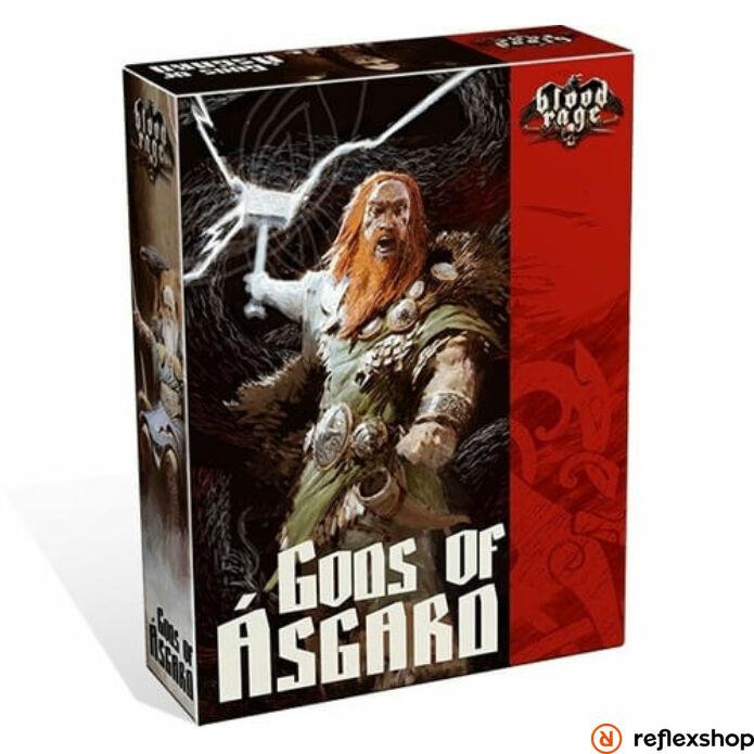 Blood Rage - Gods of Asgard kiegészítő, angol nyelvű