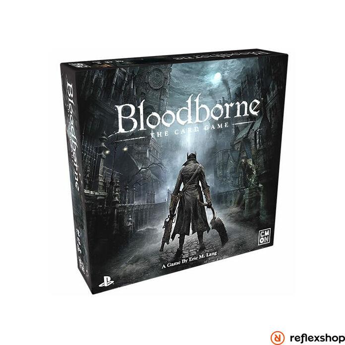 Bloodborne angol nyelvű társasjáték