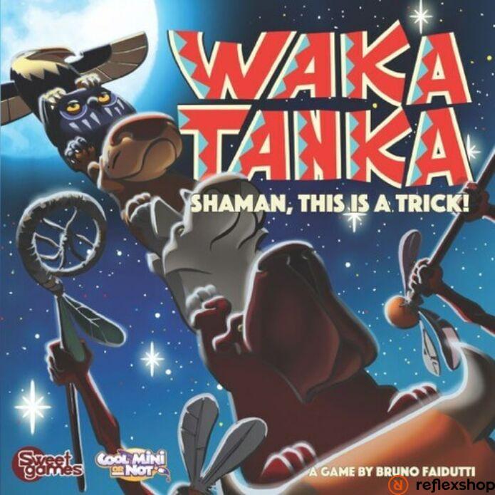 Waka Tanka társasjáték, angol nyelvű