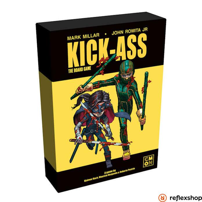 Kick-Ass angol nyelvű társasjáték
