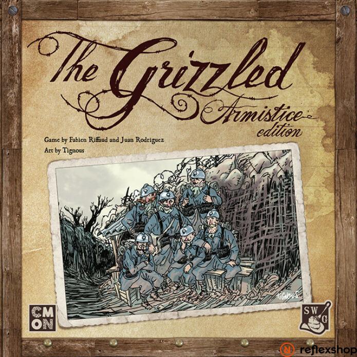 The Grizzled: Armistice kiadás, angol nyelvű