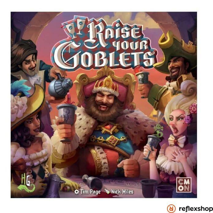 Raise your Goblets társasjáték