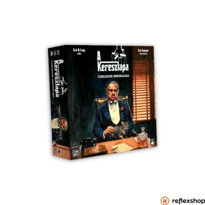 A Keresztapa – Corleone birodalma társasjáték