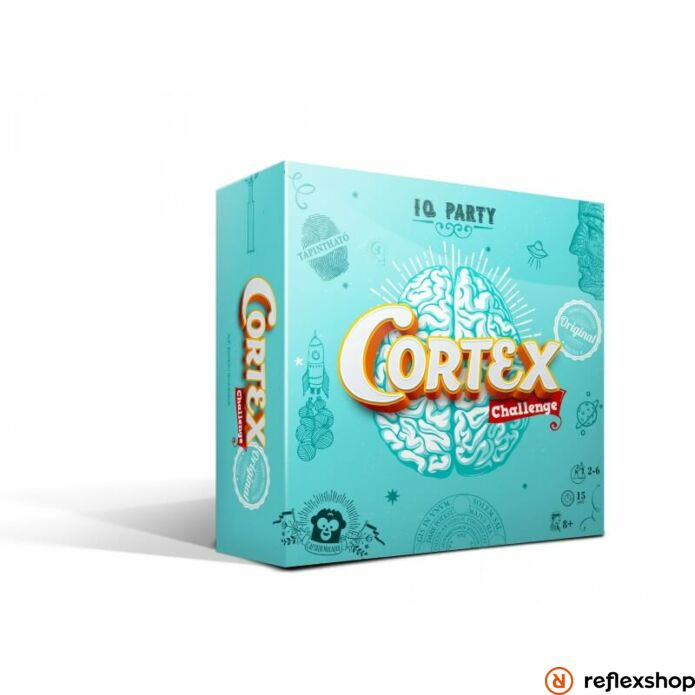 Cortex Challenge - IQ party társasjáték