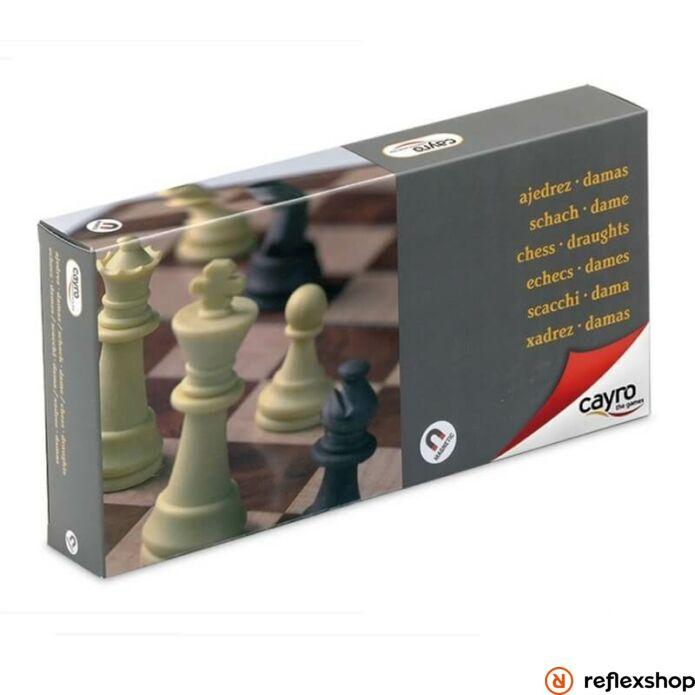 Mágneses sakk és dáma, közepes