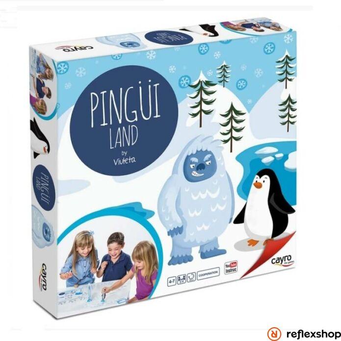 Pingüi Land társasjáték