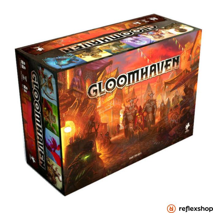Gloomhaven társasjáték, angol nyelvű