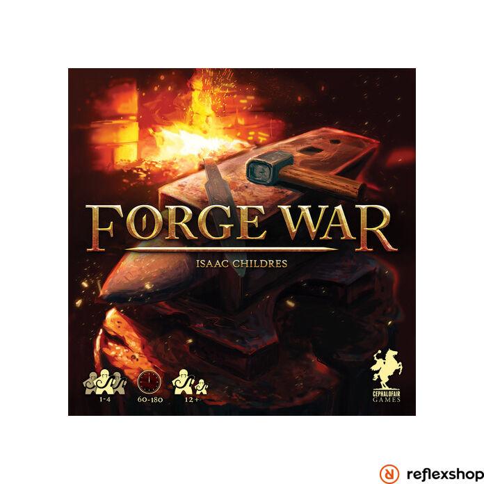 Forge War angol nyelvű társasjáték