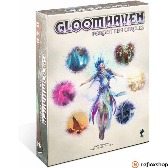 Gloomhaven - Forgotten Circles angol nyelvű kiegészítő
