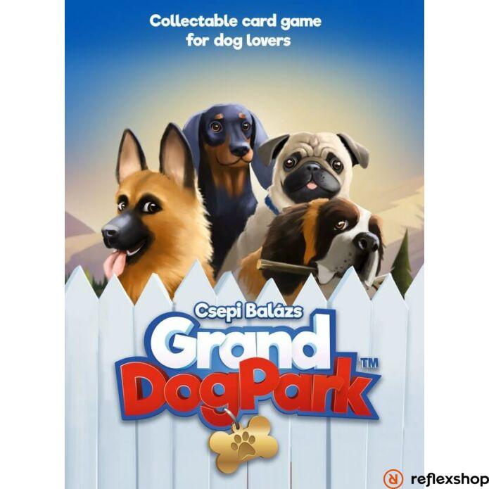 Grand Dog Park társasjáték