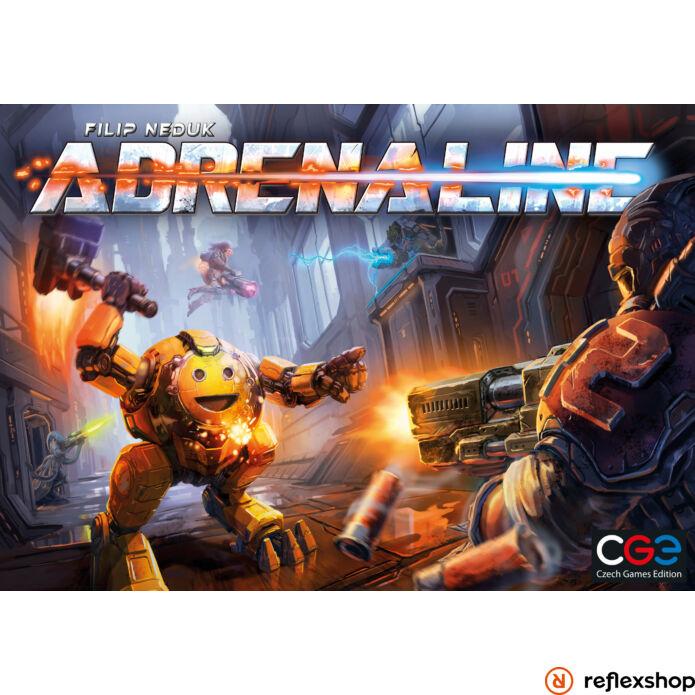 Czech Games Adrenaline társasjáték