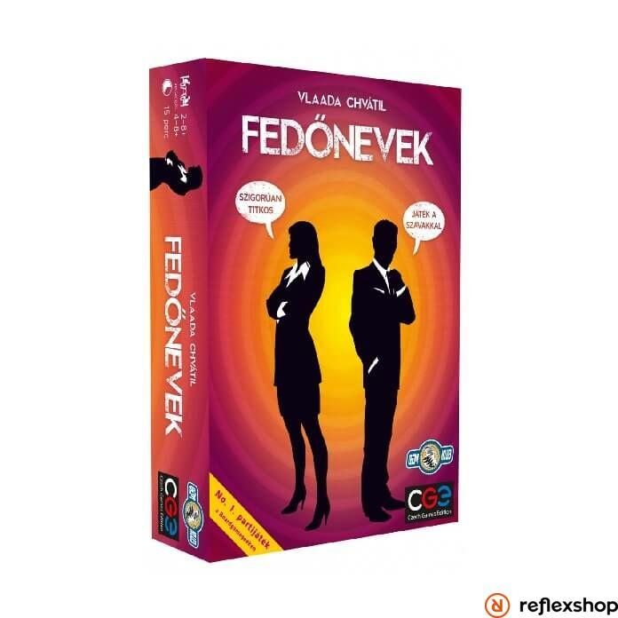 Czech Games - Fed?nevek társasjáték, magyar kiadás
