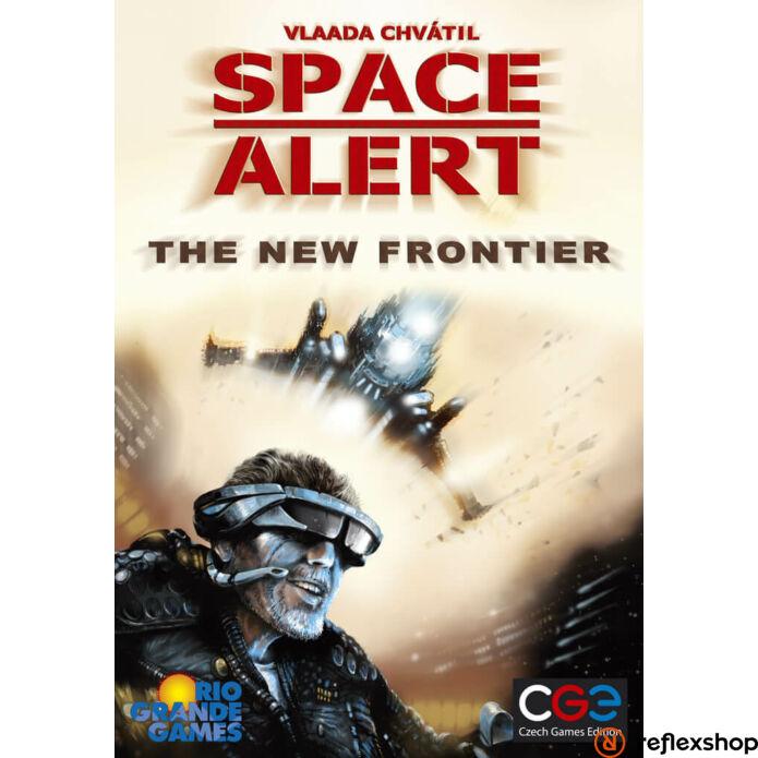 Czech Games Space Alert: The New Frontier angol nyelvű kiegészítő