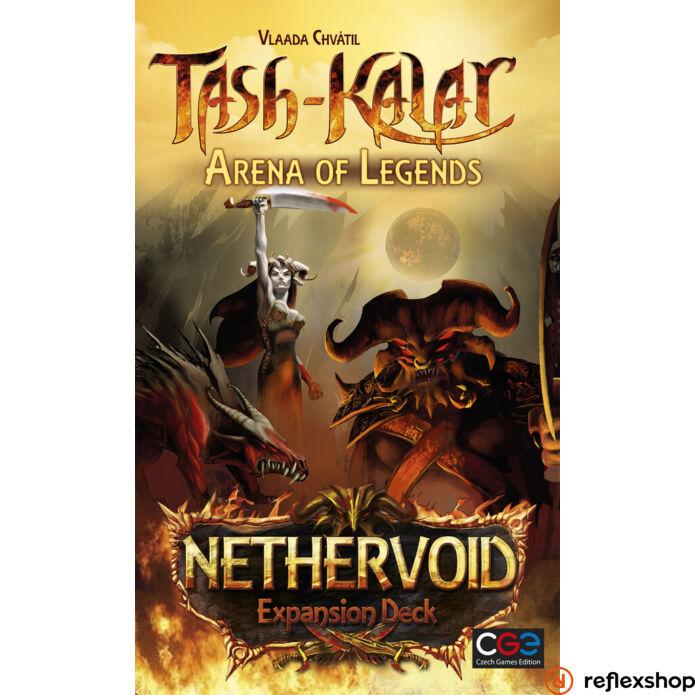 Czech Games Tash-Kalar, Arena of Legends - Nethervoid angol nyelvű kiegészítő
