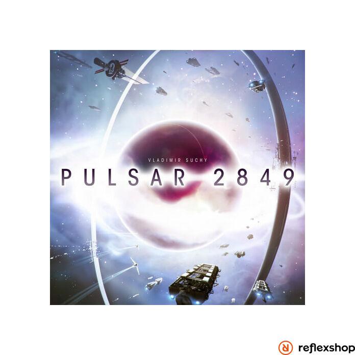 Pulsar 2849 társasjáték, angol nyelvű