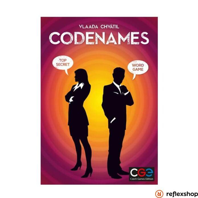 Czech Games Codenames társasjáték angol nyelv?