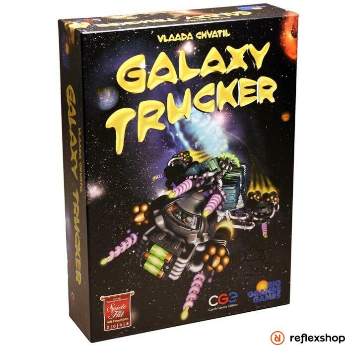 Galaxy Trucker társasjáték angol nyelv?
