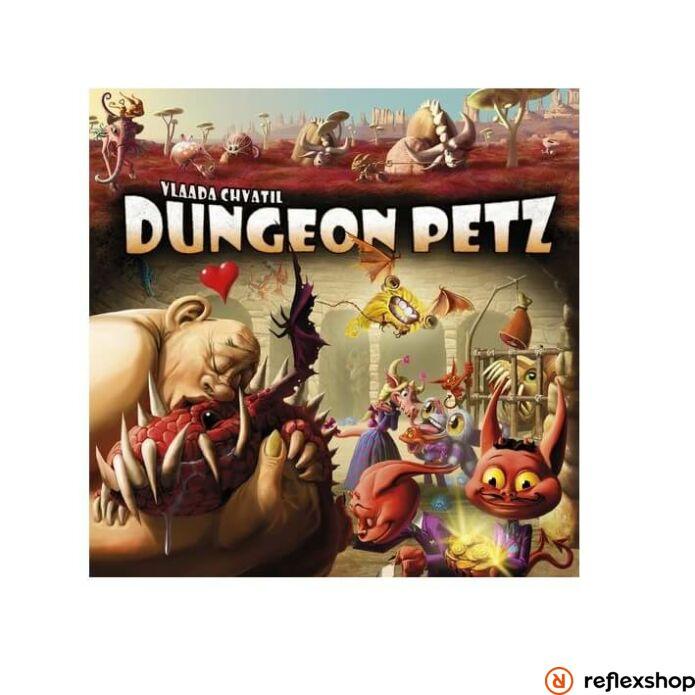 Czech Games Dungeon Petz társasjáték angol nyelv?