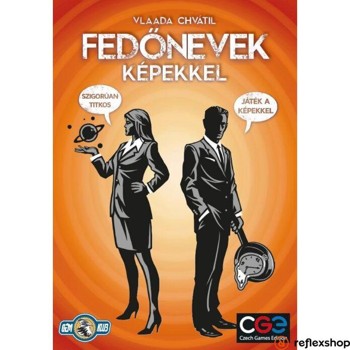 Czech Games Fed?nevek képekkel társasjáték