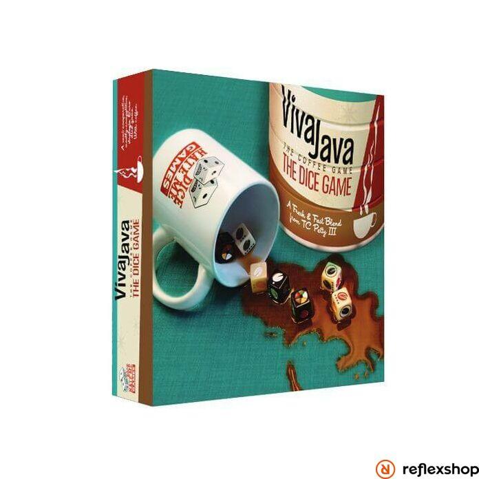 Viva Java Dice Game angol nyelvű társasjáték