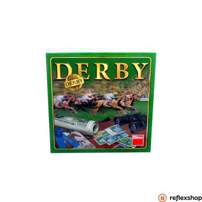 Dino Derby Fogadás a lovakra társasjáték