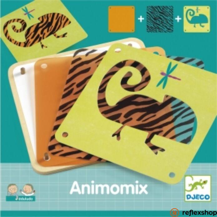Djeco Animomix társasjáték