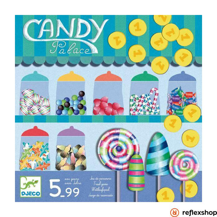 Djeco Candy Palace társasjáték