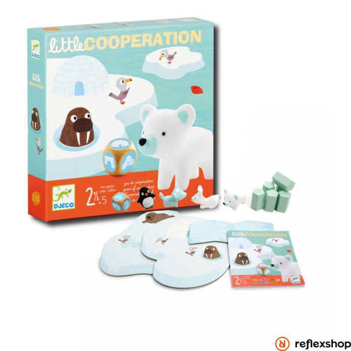 Djeco Little coopération társasjáték