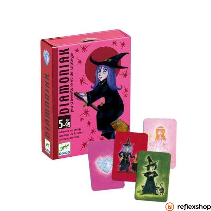 Djeco Diamoniak kártyajáték
