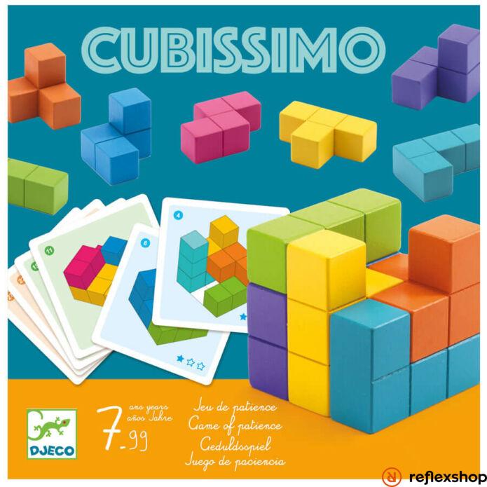 Djeco Cubissimo társasjáték