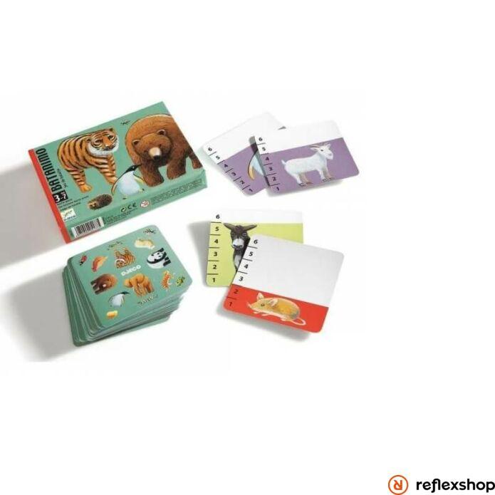 Djeco Batanimo kártyajáték
