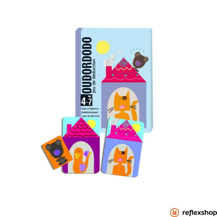 Djeco Oudordodo kérdezz-felelek kártyajáték