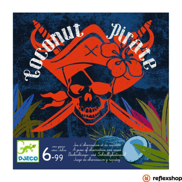 Djeco Coconut Pirate társasjáték