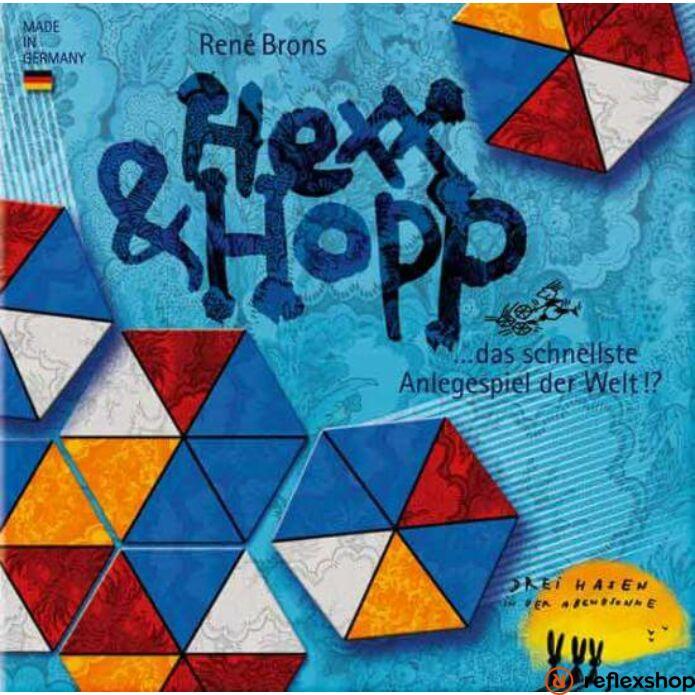Drei Hasen Hexx & Hopp társasjáték