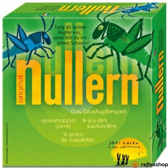 Drei Hasen Nullern társasjáték