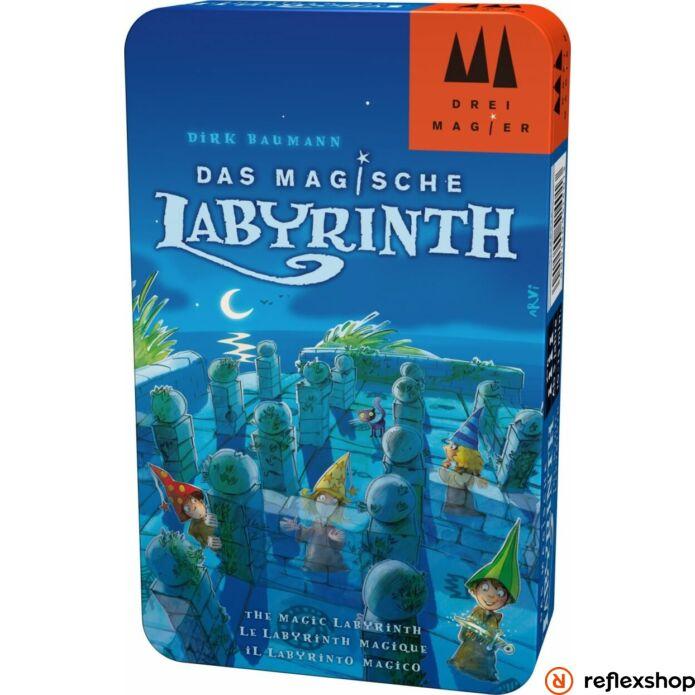 Drei Magier Spiele Elvarázsolt Labirintus társasjáték - fémdobozos kiadás