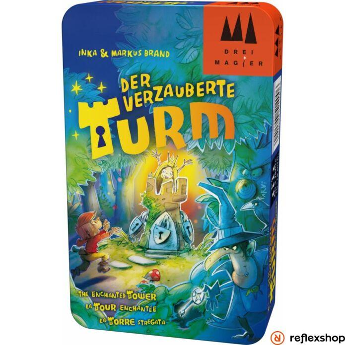 Drei Magier Spiele Az elvarázsolt torony - fémdobozos kiadás