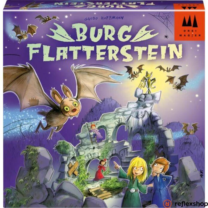 Drei Magier Spiele Flatterstein vára társasjáték