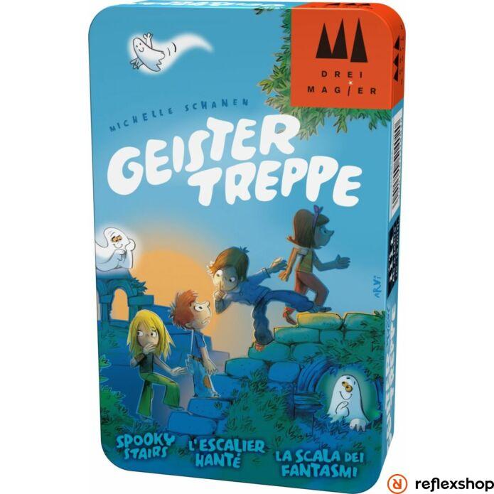 Drei Magier Spiele Szellemlépcső társasjáték - fémdobozos