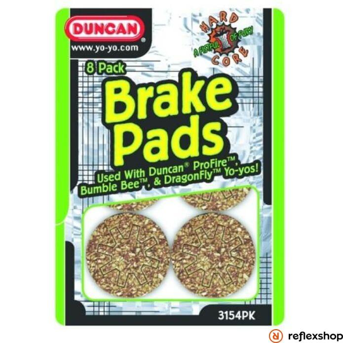 Duncan Brake Pad 8db