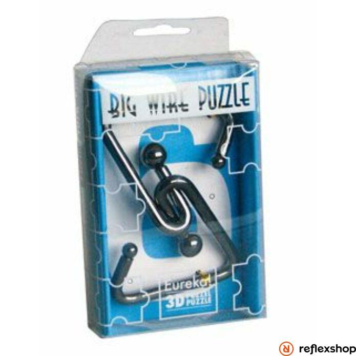 Big Wire Puzzle 6 ördöglakat - kék