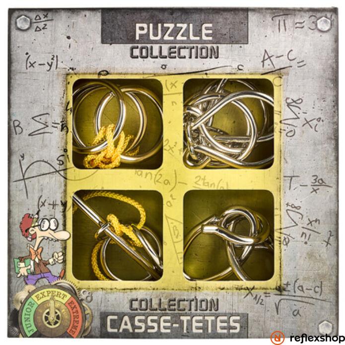 Puzzle collection EXPERT fém ördöglakat szett