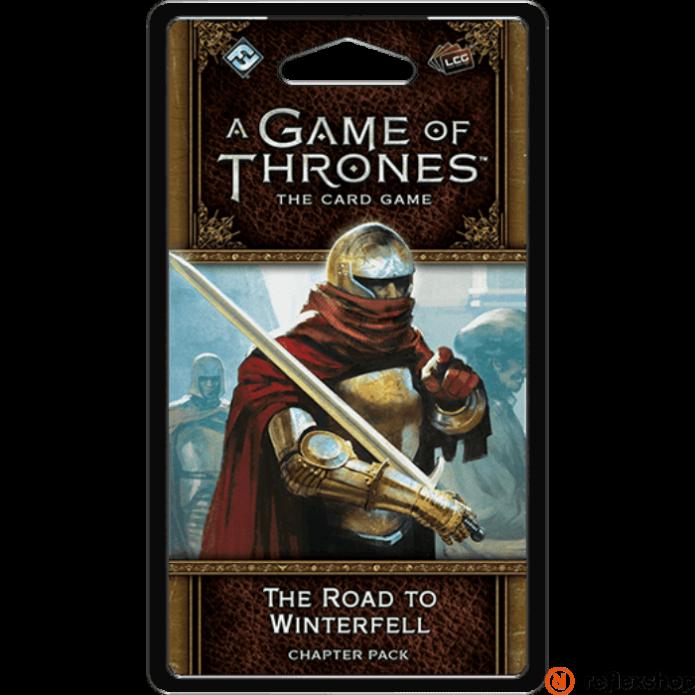 Trónok harca LCG Road to Winterfell Chapter Pack angol nyelvű kiegészítő