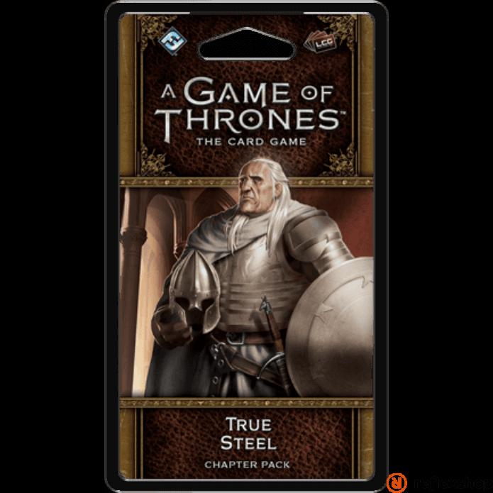 Trónok harca LCG True Steel Chapter Pack angol nyelvű kiegészítő