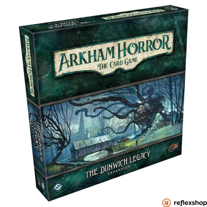 Arkham Horror kártyajáték Dunwich Legacy angol nyelvű kiegészítő