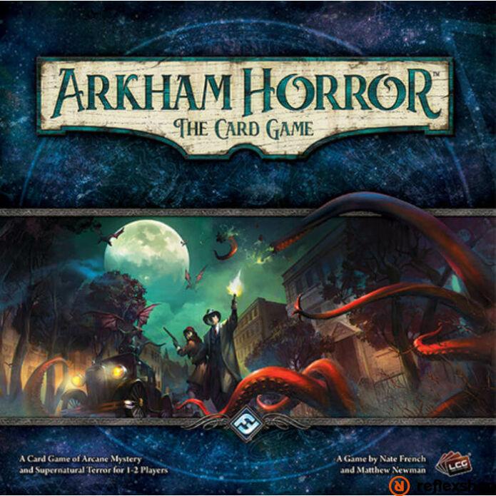 Arkham Horror kártyajáték, angol nyelvű