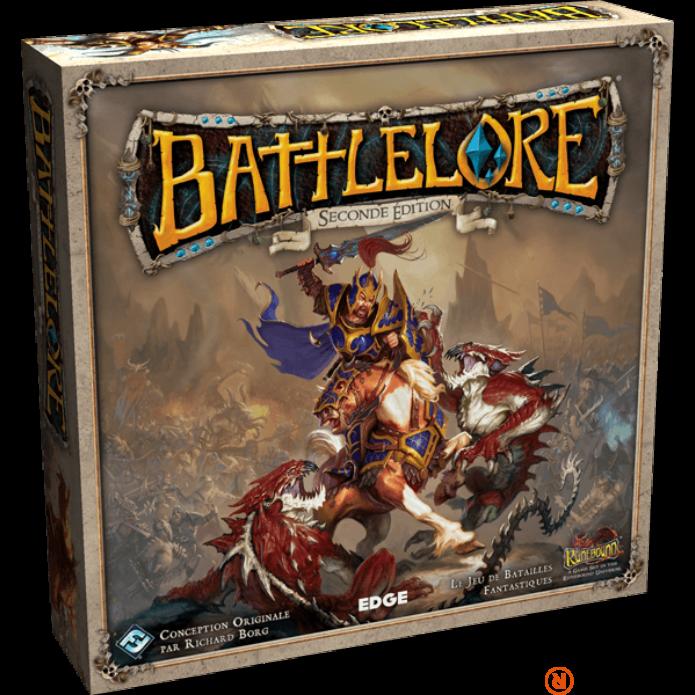 Battlelore 2nd edition angol nyelvű társasjáték